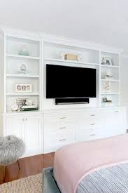 built in tv wall bedroom built in tv wall unit master bedroom with mount height