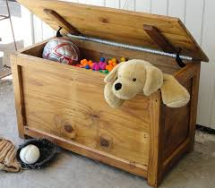 Making A Simple Toy Box by Diy Wooden Toy Box Bench