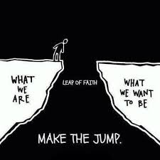 leap of faith picture quotes