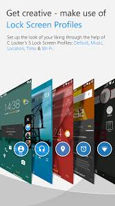 screen lock pro apk c locker pro android apps on play
