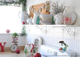 simple christmas decorating ideas town u0026 country living