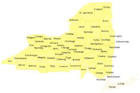 Map Of New York And Pennsylvania by Service Areas Statewide Machinery