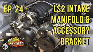 lexus sc300 intake lexus sc drift build ep 24 installing ls2 intake manifold and