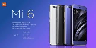Xiaomi Indonesia Xiaomi Mi 6 Sudah Mendarat Di Indonesia Ini Harganya
