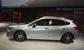 subaru hatchback impreza 2017 subaru impreza 5 door review top speed