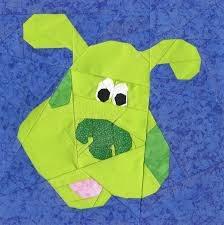 blues clues green puppy plush