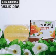 Sabun Honey Hpai honey soap sabun madu hpai produk herbal hpai