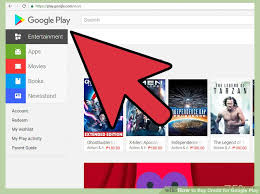 how to buy credit for google play 5 steps with pictures