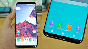 samsung android samsung galaxy s8 android o look