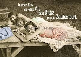 ruhe sprüche postkarte zauberwort ruhe grusskartenshop de