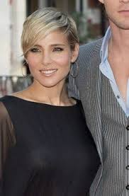 hairstyles for giving birth elsa pataky strips down to lingerie 8 months after giving birth