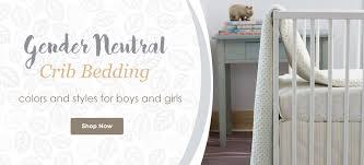 Crib Bedding Neutral Gender Neutral Baby Bedding Rosenberry Rooms