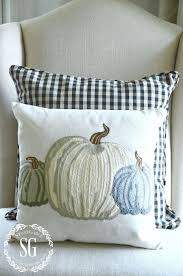 fall pillow love decorating for fall with pillows stonegable if you know a great pillow source let us know please share