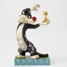 jim shore thanksgiving figurines jim shore heartwood creek 4049386 sylvester and tweety i thought