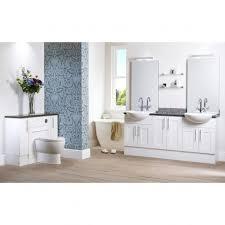 Bali Bathroom Furniture Bali White Fitted Bathroom Furniture Roper