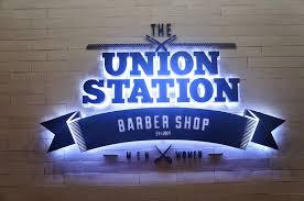 the union station barber shop for men and women experience the