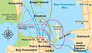map of cities san francisco maps for visitors bay city guide san francisco