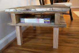 Coffee Table From Pallet How To Make A Diy Pallet Coffee Table For 25
