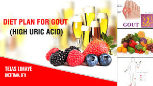 sample diet plan for gout high uric acid youtube