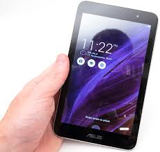 asus android tablet android on x86 a look at asus memo pad me176c tablet the