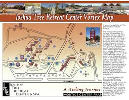 Joshua Tree Campground Map Vortices At Joshua Tree Retreat Center Holotropic Breathwork In