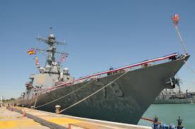bmd equipped destroyer uss porter arrives in rota spain usni news