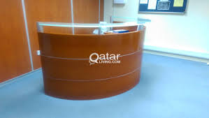 Reception Desk Sale by Low Low Price Reception Desk For Sale Qatar Living
