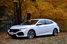 Price Of Brand New Honda Civic 2017 Honda Civic Hatchback Review Autoguide Com News