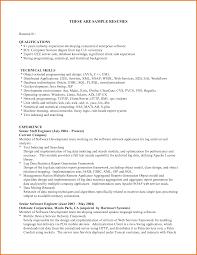 sas programmer resume sample qualifications for resume examples qualifications summary accountant