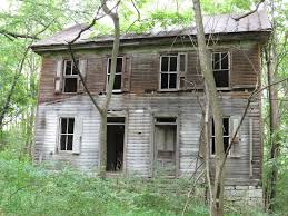 a beautiful old abandoned house in the woods youtube