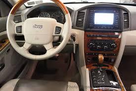 Grand Cherokee Interior Colors 2006 Used Jeep Grand Cherokee Hemi V8 4wd Overland Navigation At