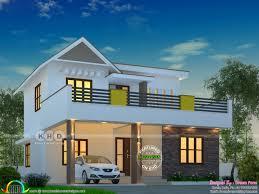 Beautiful Home 3 Bedroom Beautiful Budget Friendly Home Plan Kerala Home Design