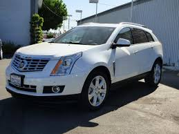 cadillac srx pearl white white cadillac srx in california for sale used cars on