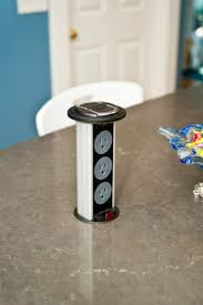 kitchen island electrical outlets incredible pop up electrical outlet for kitchen island and 2017