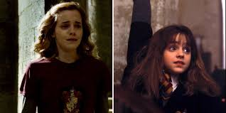Hermione Granger In The 1st Movoe Times Hermione Granger Was The Worst Screen Rant