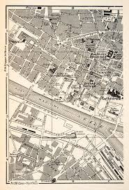 Rouen France Map by Maps Tagged