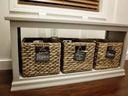 Seagrass Bench Wonderful Ikea Shoe Bench Storage Entryway Using Seagrass Baskets