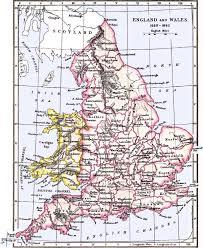 Dorset England Map by Morgan Cobb