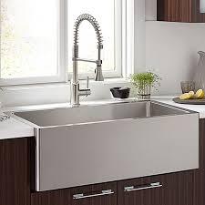 kitchen farm sinks hillside 36 inch wide stainless steel kitchen