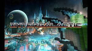 Adventure Map Intergalactic Map 1 11 Minecraft Adventure Maps Welcome To