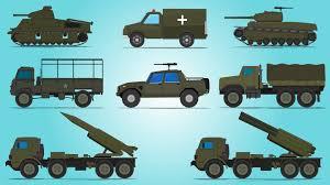 army vehicles army vehicles street vehicles cars for kids youtube