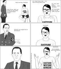 Advice Hitler Meme - hipster hitler know your meme