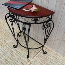 Small Round Side Table by Coffee Table Small Round Wrought Iron Coffee Table Base Wrought