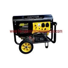 genset engine gasoline yamakoyo harapan utama indonesia pt