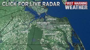 Eastern Shore Virginia Map by 48 Hour Forecast Loop Wtkr Com
