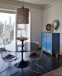 Dining Room Armoire by Blue Armoire Dining Room Shabby Chic Style With Metal Dining