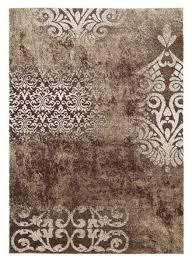 designer teppich moderner designer teppich trendo florenz braun heineking24 de