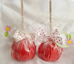 candy apple party favors candy apple washcloth apple party favors by moll