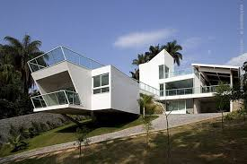 modern architecture house wallpaper