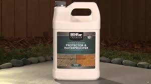 Concrete Sealer For Basement - how to apply behr premium concrete u0026 masonry protector